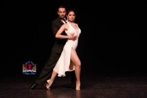 Dec 1 Tango Show in La Cruz